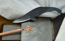 Des couteaux baleines pour siffler «Sous l'océan» en cuisinant