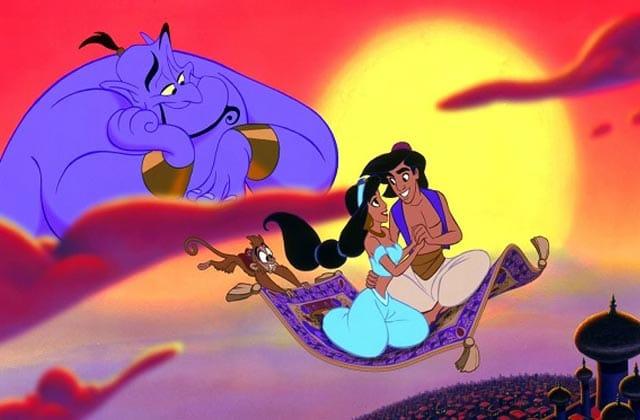 Disney annonce un préquel d'«Aladdin» (en live-action), sur le Génie
