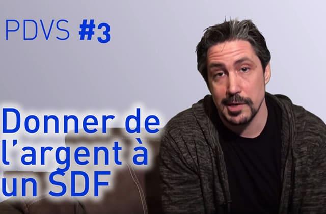 Faut-il « donner de l'argent à un SDF ? » et autres interrogations d'un « Point de vue social »