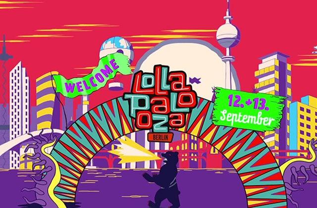 Le festival Lollapalooza débarque en Europe au mois de septembre 2015 !