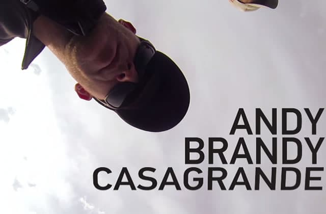 Deux GoPro embarquées sur des requins, en musique avec Andy Casagrande