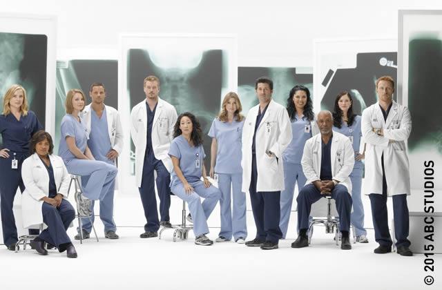 «Grey's Anatomy», une série avec du sang, des larmes et de l'amûûr