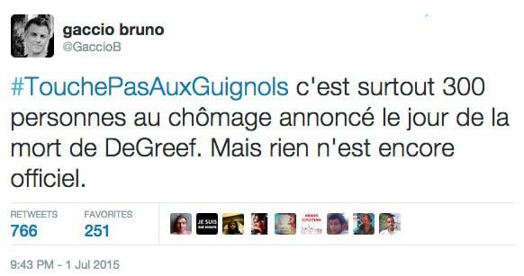 guignols-infos-bruno-gaccio-tweet