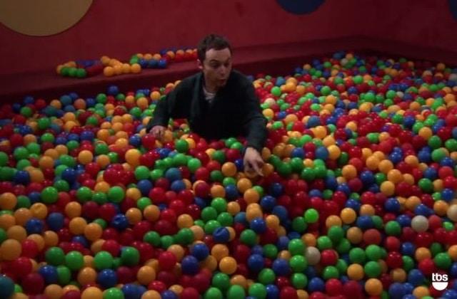 IKEA installe une piscine à boules à Mulhouse