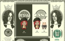 Le mini-jeu Bitch Better Have My Money (Rihanna) vous fait courir après des dollars