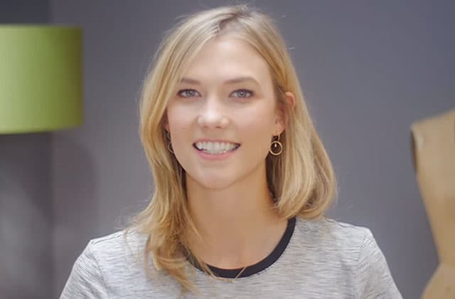 Le mannequin Karlie Kloss lance sa propre chaîne YouTube!
