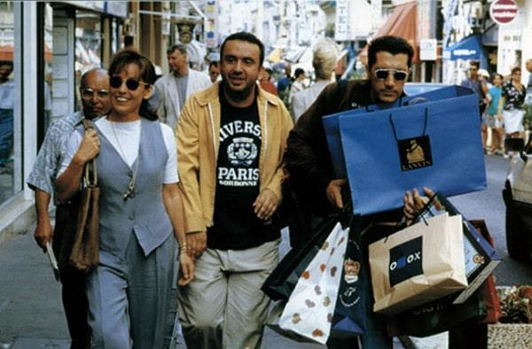 la cite de la peur shopping