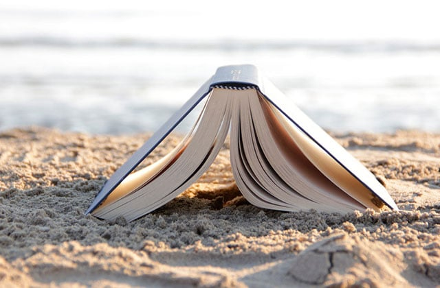 Ces livres qui m'ont suivie en vacances
