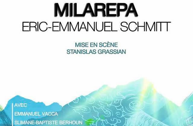 «Milarepa», d'Éric-Emmanuel Schmitt, voyage introspectif entre colère, pitié et injustices