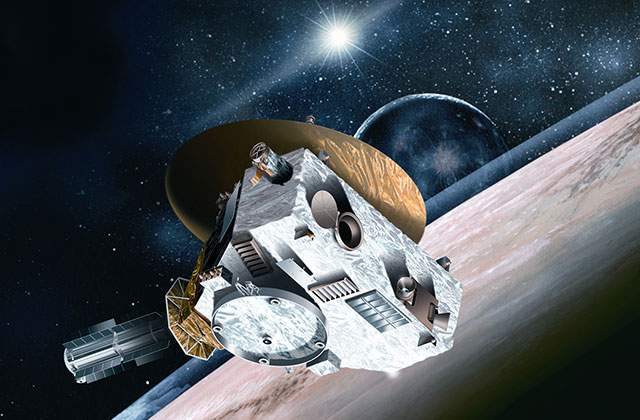 New Horizons, la mission historique vers Pluton — Je veux comprendre