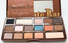 Bon Plan : la palette Semi-Sweet Chocolate Bar de Too Faced est sortie !