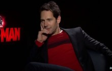 Paul Rudd en symphonie de prouts lors d'une interview