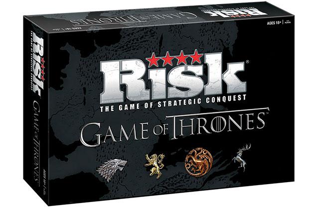 Le Risk «Game of Thrones», bientôt sur la table de ton salon