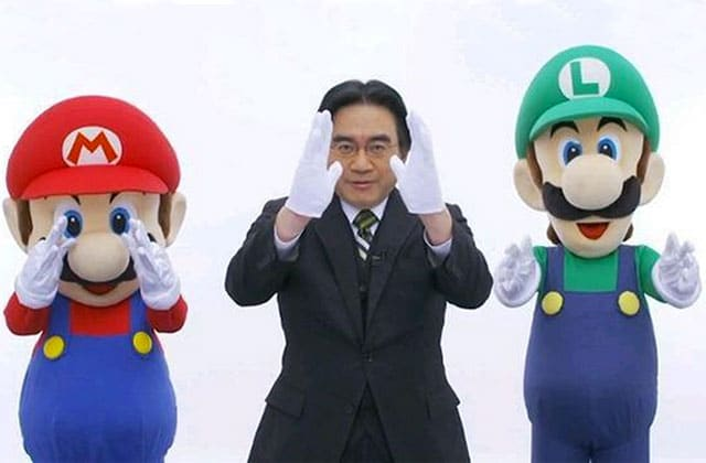 Satoru Iwata, le PDG de Nintendo, est décédé