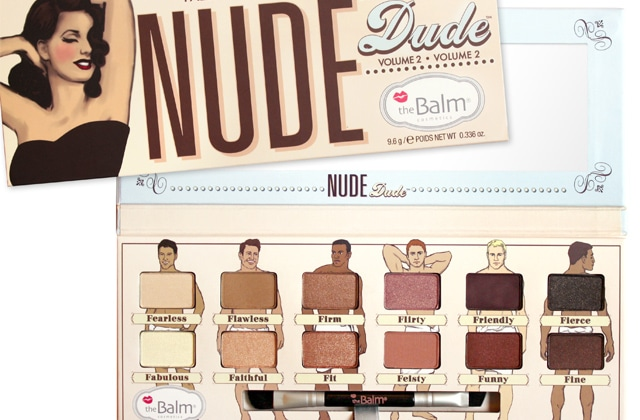 Le maquillage The Balm débarque chez Monoprix !