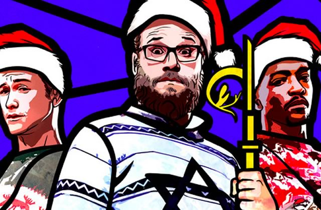 « The Night Before », avec Joseph Gordon-Levitt, Seth Rogen et Anthony Mackie a son trailer !