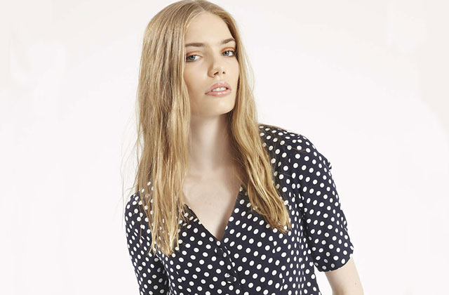Topshop sort « Archive Collection », sa propre gamme de vêtements vintage