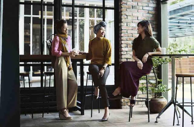 Uniqlo lance une collection dédiée aux femmes musulmanes