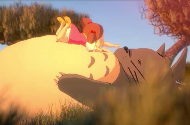 Une vidéo-hommage à Miyazaki recrée les univers du réalisateur en 3D