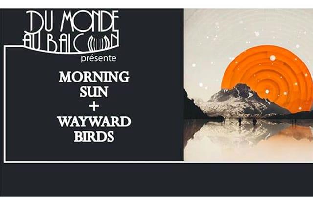 Les Wayward Birds en live (et en acoustique) au Bootleg le 10 juillet !