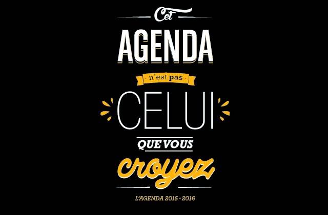 L'agenda madmoiZelle 2015-2016 est sorti!