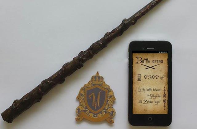 La baguette magique d'Harry Potter va (peut-être) devenir réalité grâce à des fans