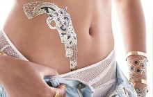 Beyoncé lance une collection de tatouages éphémères !