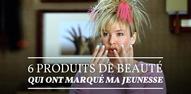 Six produits de beauté qui ont marqué ma jeunesse
