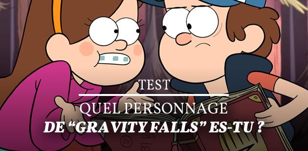 Test – Quel personnage de «Gravity Falls» es-tu?