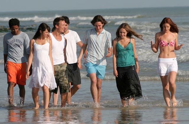 Être ado dans «Coeur Océan» VS la réalité de la jeunesse en France