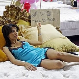 desperate housewives gabrielle top model
