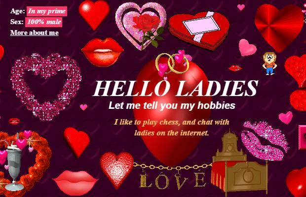 hello ladies cameron's world
