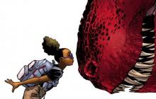 Marvel choisit en nouvelle héroïne une petite fille noire… qui a un dinosaure !