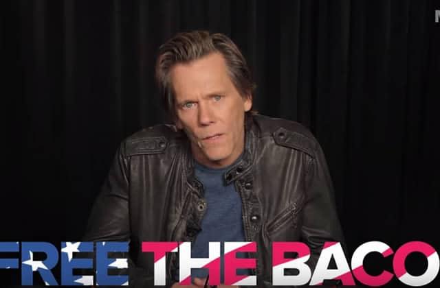 Kevin Bacon réclame plus de nudité masculine au cinéma