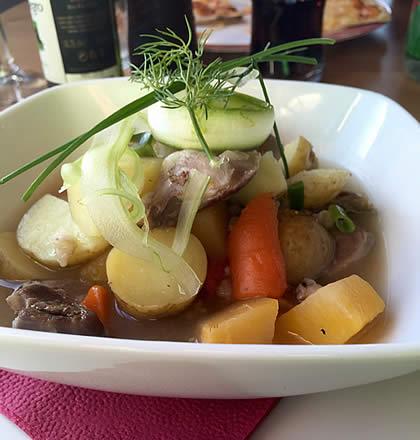 lambmeat-soup