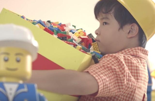 LEGO a demandé à des enfants d'imaginer la ville de leurs rêves