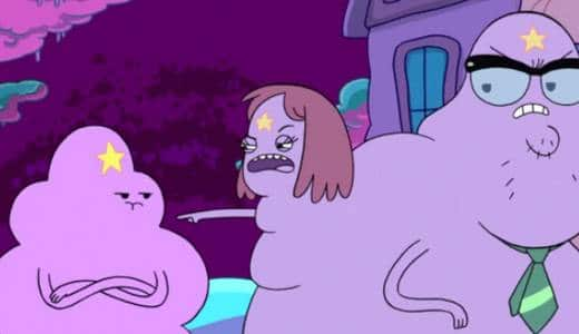 lumpy space princess parents
