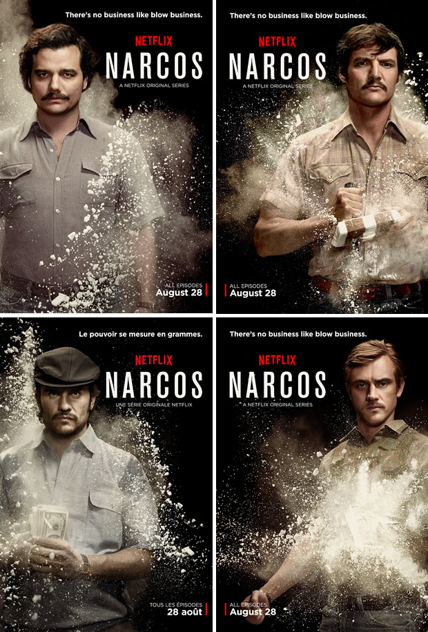 narcos-personnages