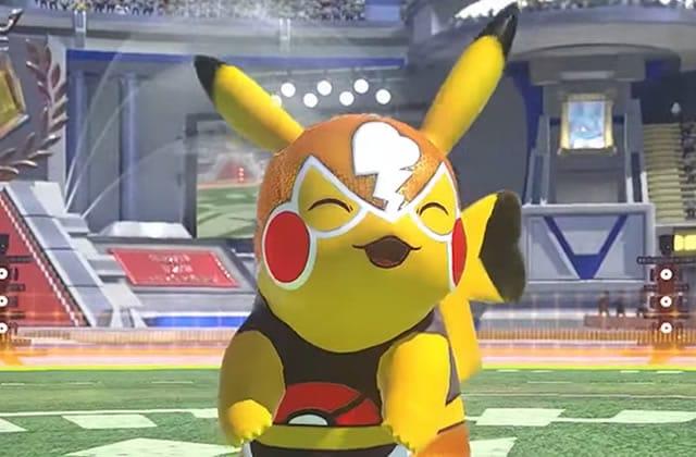 Pokkén Tournament, le jeu de baston qui mêle Pokémon et Tekken