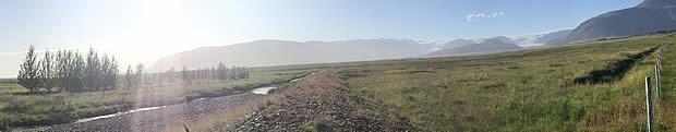 road-Vatnajokull-landscape-panorama
