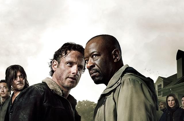 «The Walking Dead» saison 6 a un nouveau trailer