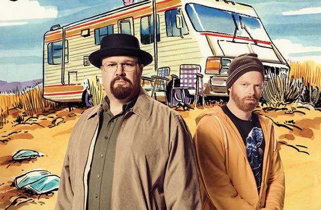 Les acteurs de «Modern Family» dans la peau des personnages des séries cultes