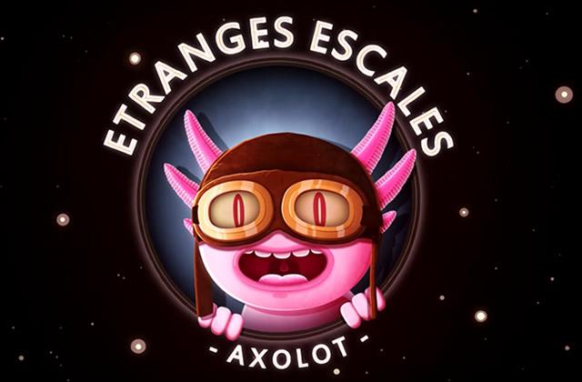 Axolot (Patrick Baud) sort un nouvel épisode d'«Étranges Escales» dédié à Londres!