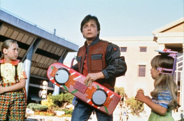 Le « Back to the Future Day », le 21 octobre, célébré à travers la France