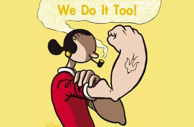 BD Égalité, le collectif des créatrices de bande dessinée contre le sexisme