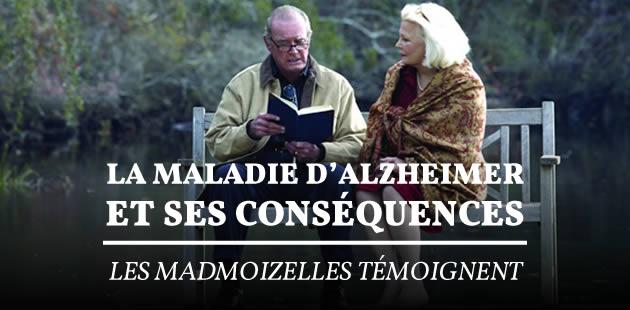 La maladie d'Alzheimer et ses conséquences – Les madmoiZelles témoignent