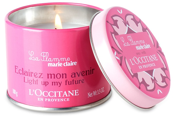 bougie-flamme-marie-claire-loccitane