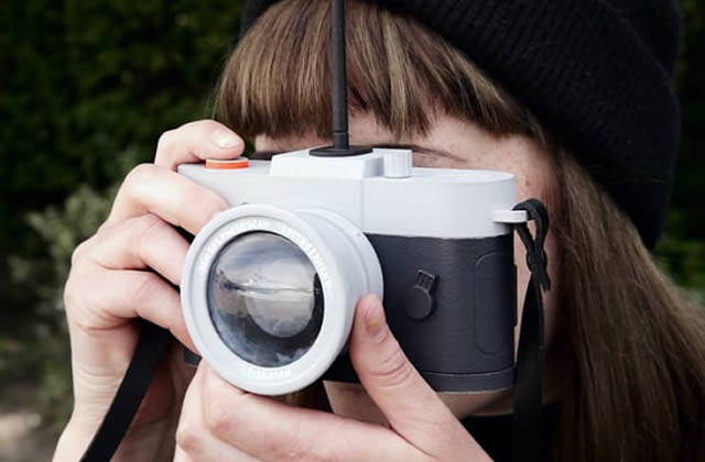 Camera Restricta, l'appareil photo qui interdit… le cliché
