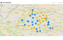 La Mairie de Paris encourage le bénévolat avec une carte interactive