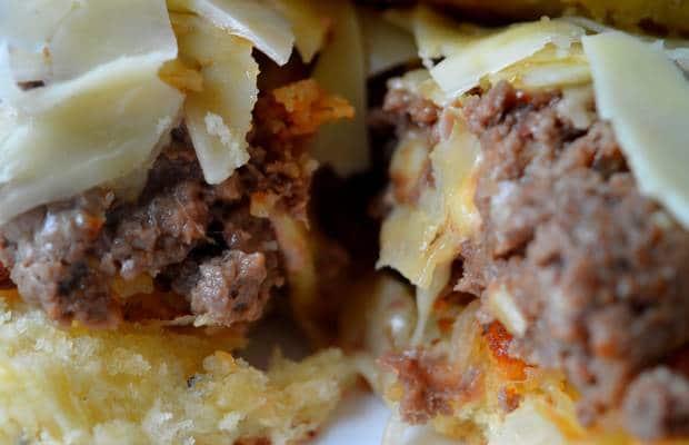 cheeseburger interieur